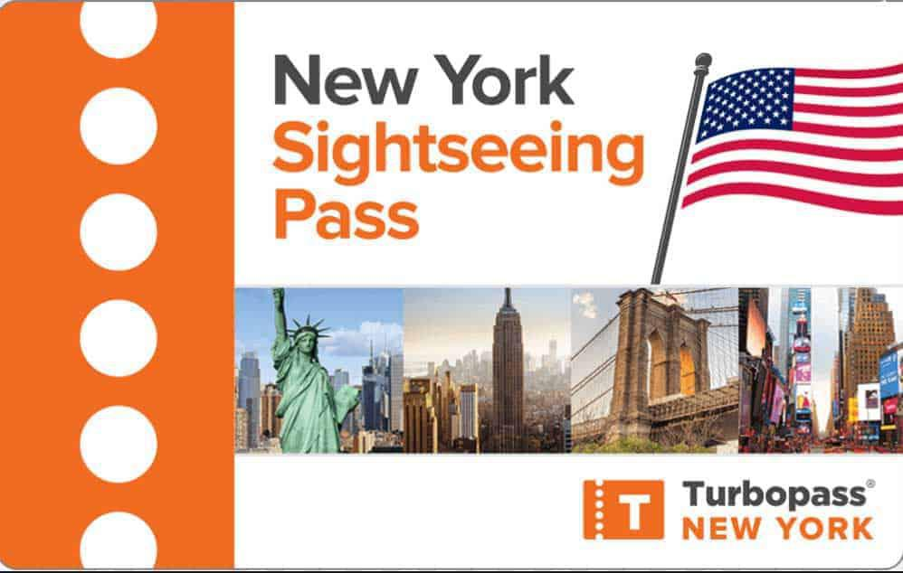 New York Turbopass card